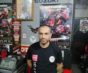 wissam labban monster bike garage